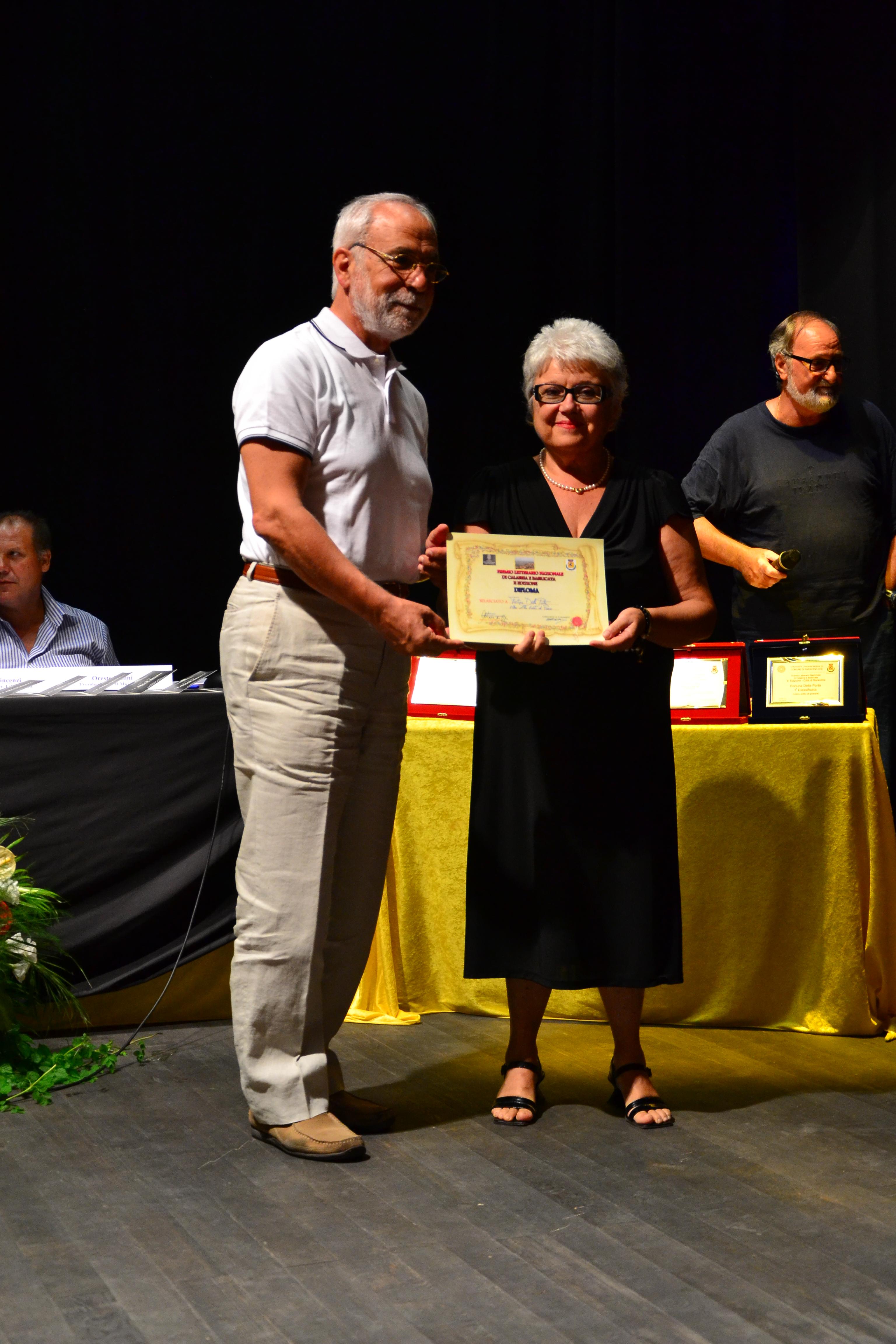 Premio di Calabria e Basilicata - Città di Saracena